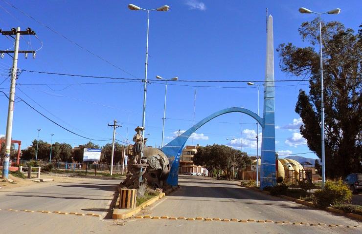 Cliza Cochabamba Bolivia lugar turistico