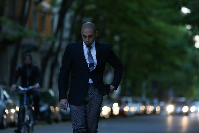 look elegante uomo
