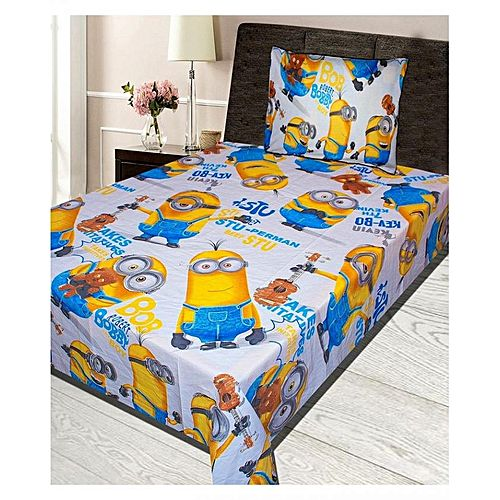 Kids Bedsheet [Good Quality]