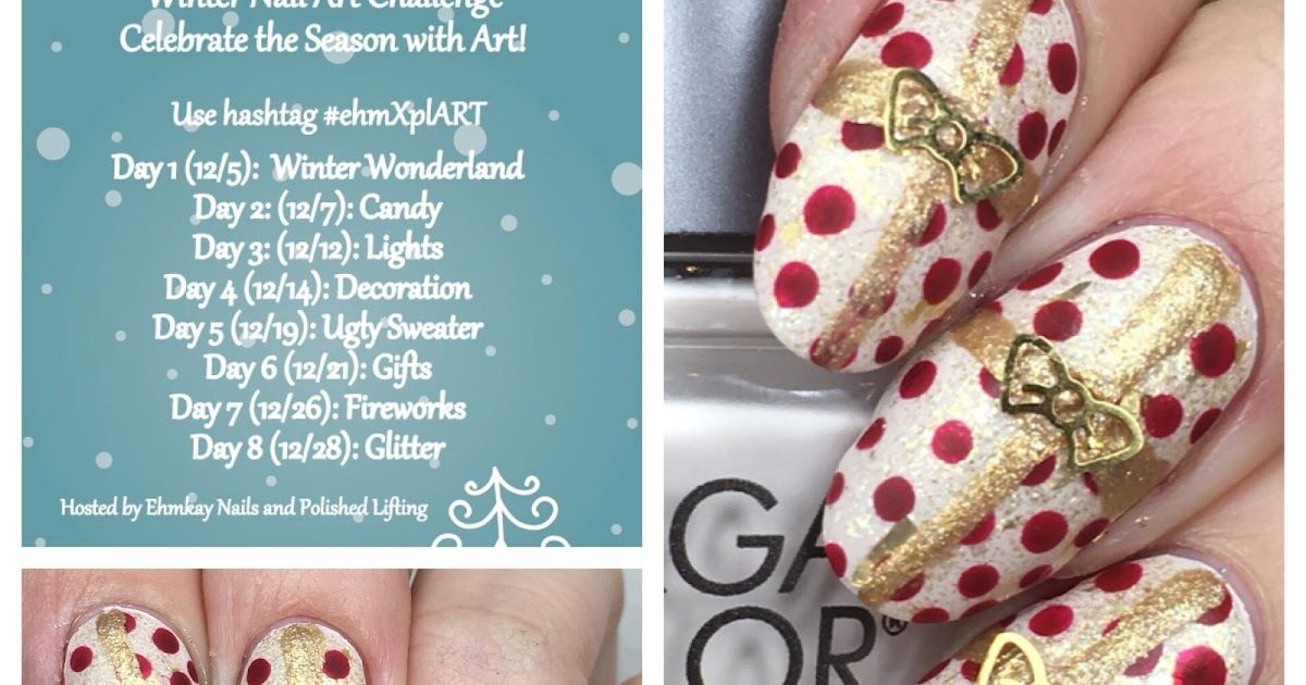 Nail Polish Gift Wrapping Ideas | Hession Hairdressing