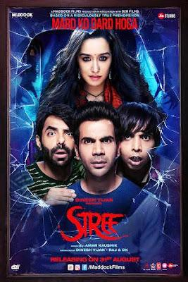 Download Stree (2018) Hindi