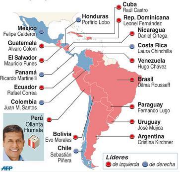 Resultado de imagen de ¿Por qué caen los gobiernos de izquierda en Latinoamérica?