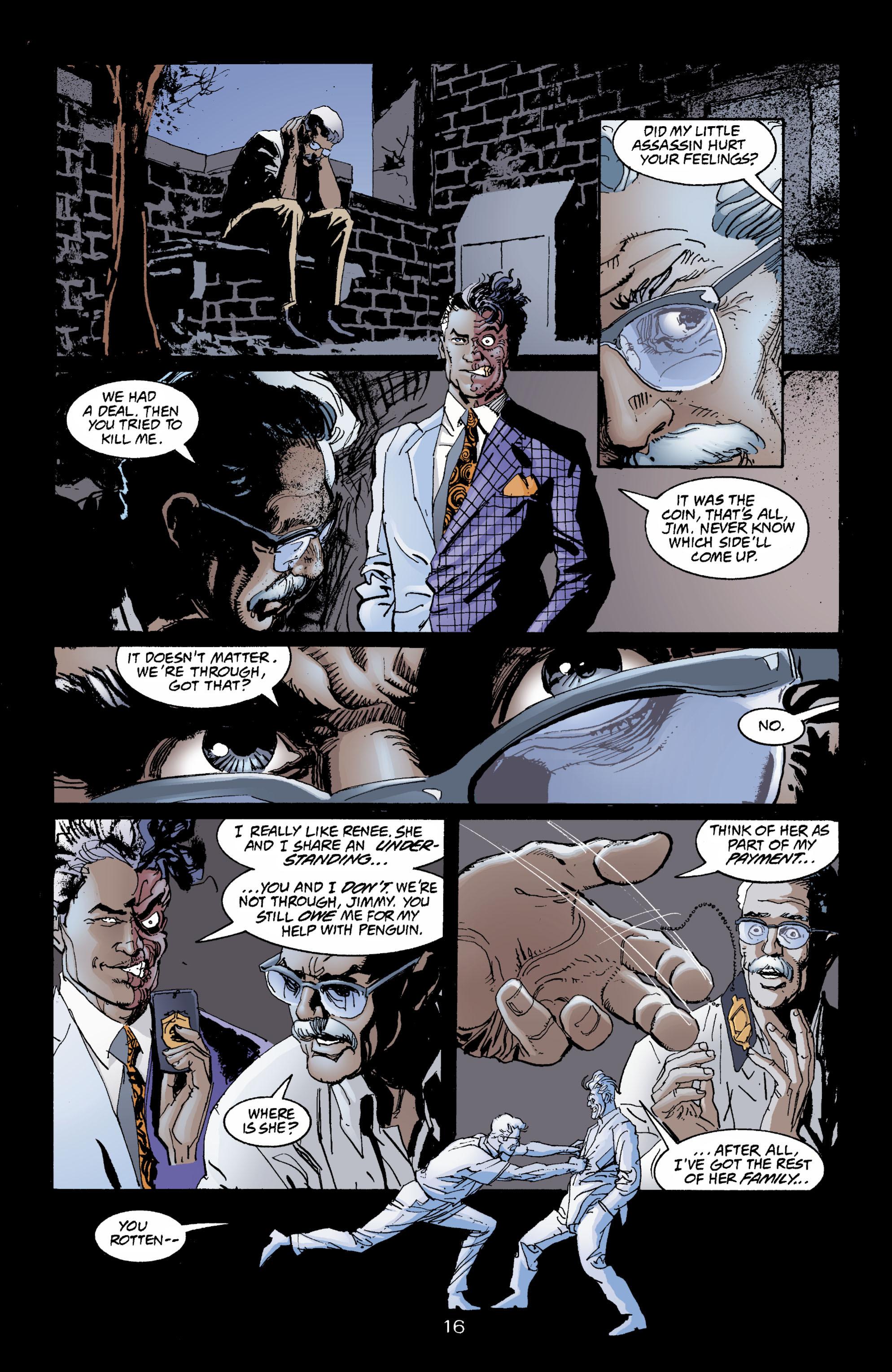 Detective Comics (1937) 735 Page 15