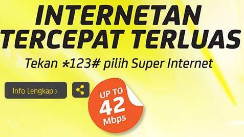 paket internet indosat tidak bisa digunakan