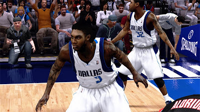 NBA 2K13 Marquette's Jae Crowder Dallas Mavericks