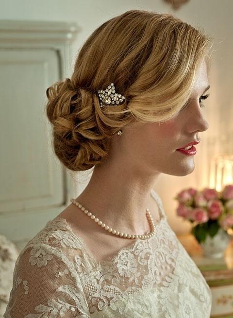 Peinados De Moda Para Una Boda - Peinados para bodas ideales para invitadas Vida Lúcida