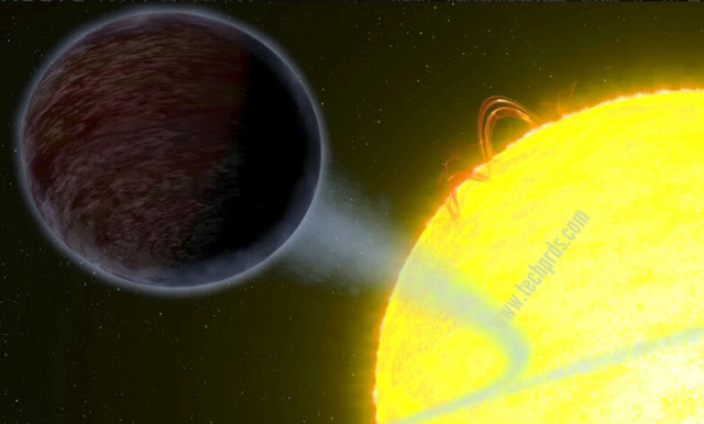 Astronomers Catch a Glimpse of a Pitch-Black Planet 2017