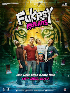 Fukrey Returns First Look Poster 5