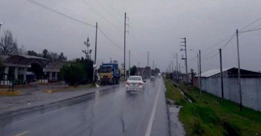 SENAMHI ALERTA: La Costa y sierra norte soportarán lluvia de moderada a fuerte intensidad - www.senamhi.gob.pe