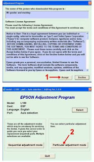 Epson L100 Resetter Free Download