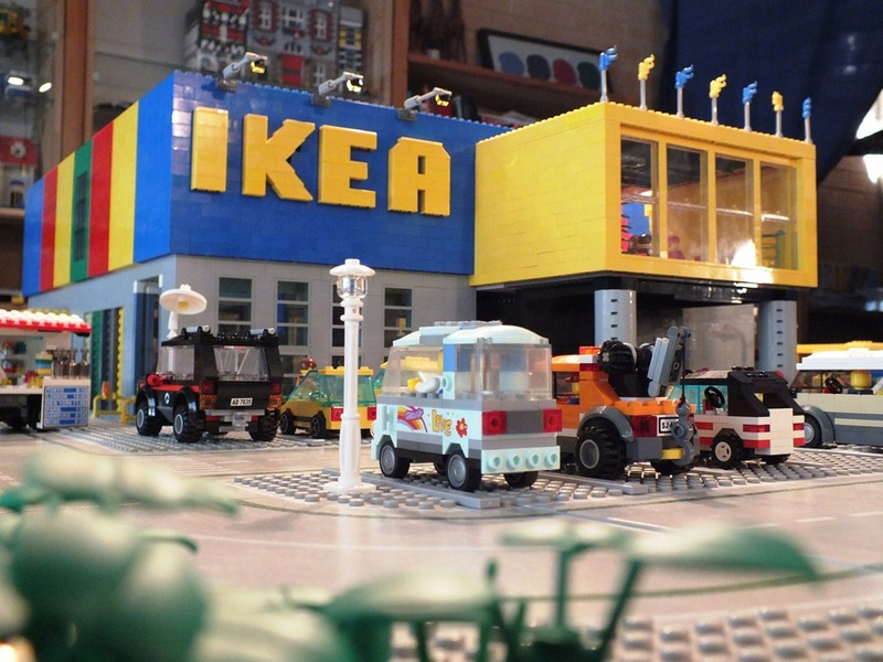 Detoyz Shop Lego Moc Lego Ikea