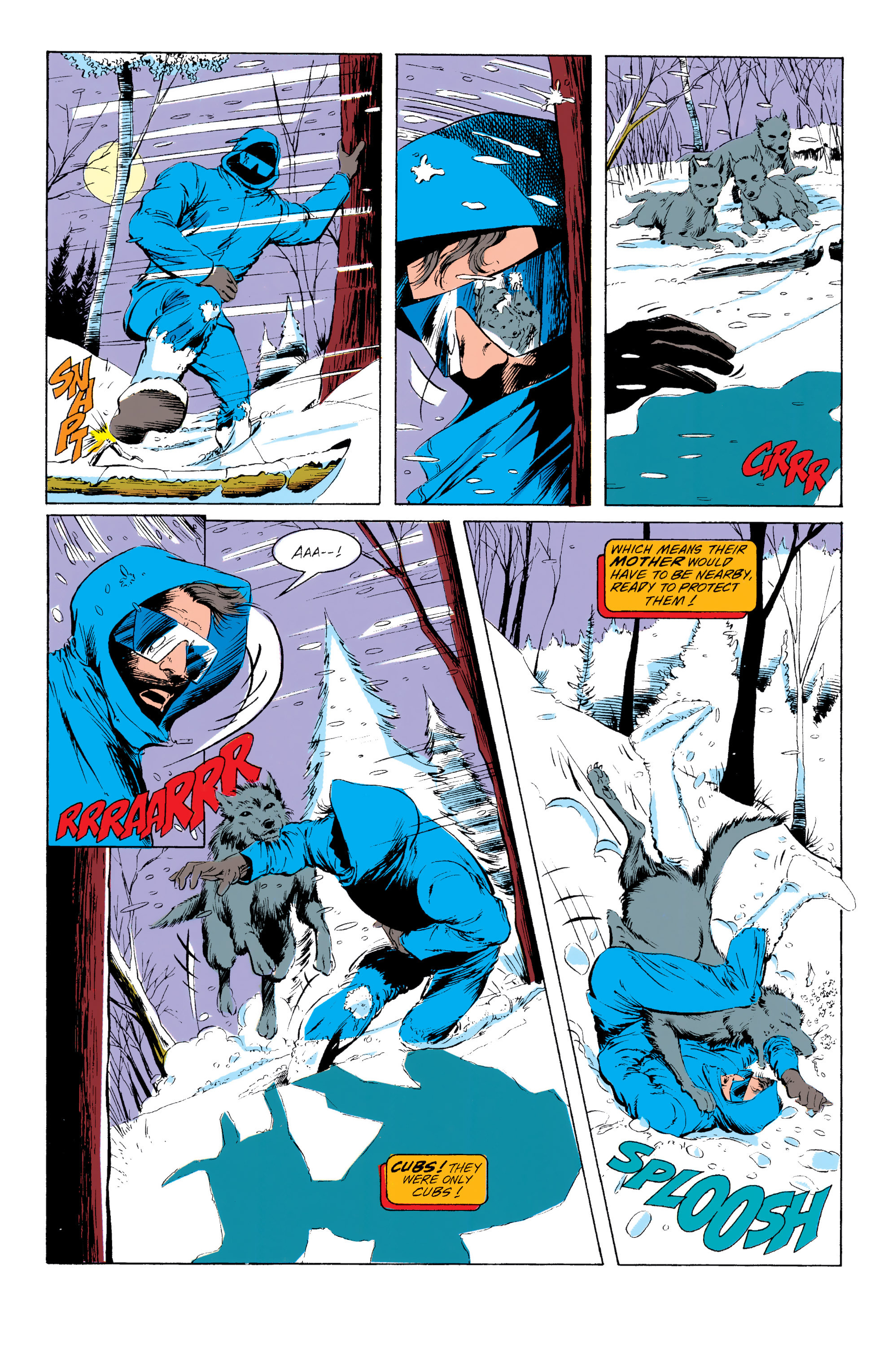 Read online Captain America (1968) comic -  Issue # _Annual 10 - 45