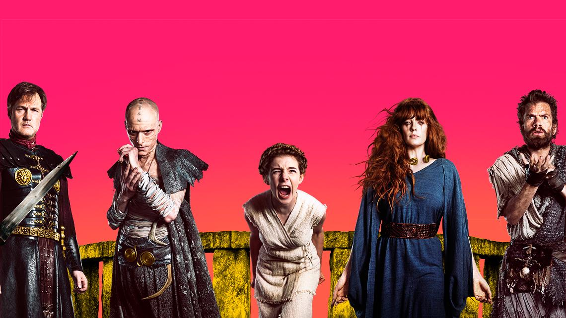 'Britannia', la nueva serie de HBO España