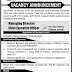 Government Of Pakistan Finance Division Karachi Jobs
