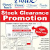 9 - 10 April 2016 Pureen Stock Clearance Promotion