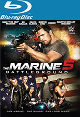 The Marine 5 Battleground (2017) BRRip