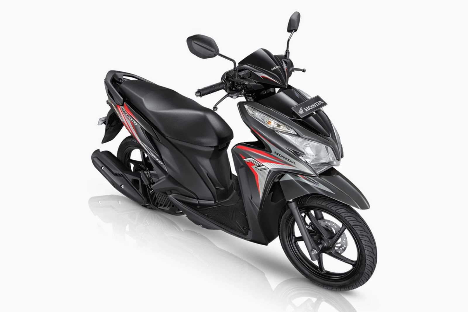 Download Modifikasi Motor Vario Cbs Warna Hitam Terkeren Velgy Motor