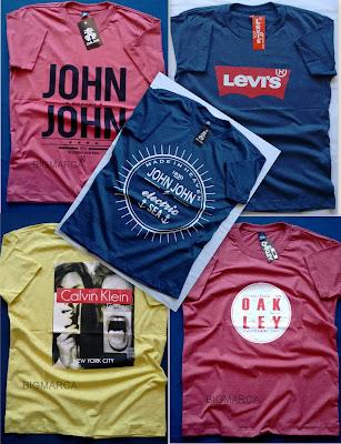 camisetas marcas famosas