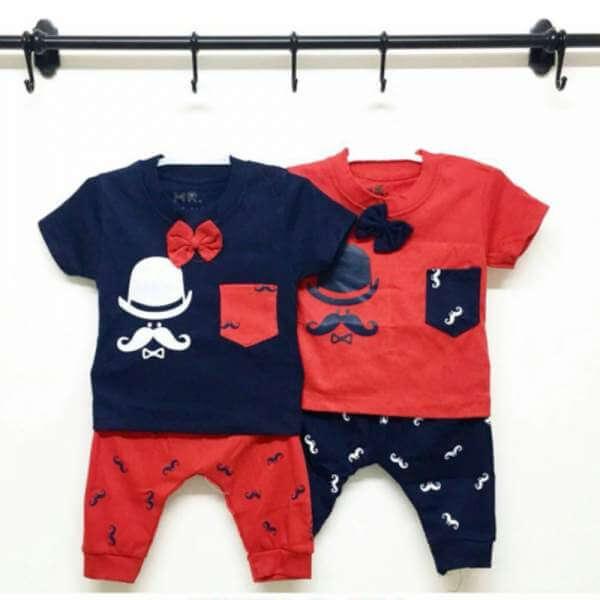 Tips Memilih Model Baju Bayi Modis Namun Tetap Nyaman