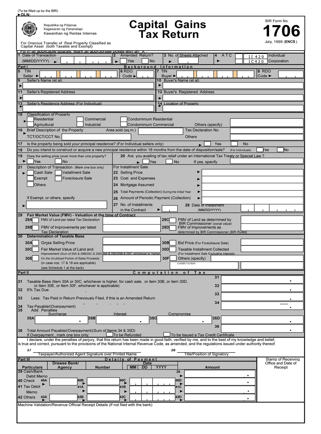 busapcom: BIR Form 1706 Download