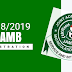JAMB UTME 2018 Registration Deadline Dates Announced
