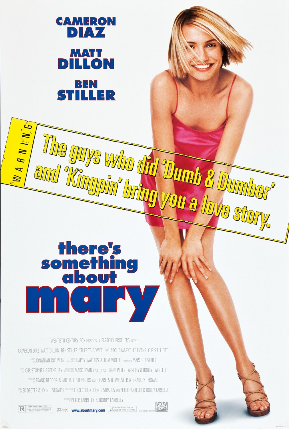 Nonton Film There's Something About Mary (1998)