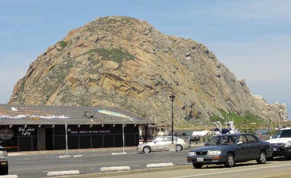 It's a big rock