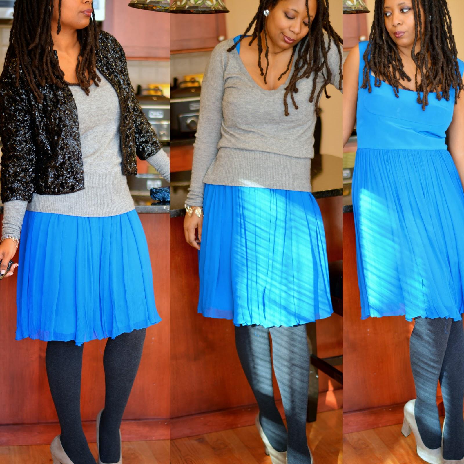 93f4cf9db876 Winter Style in Summer Dress
