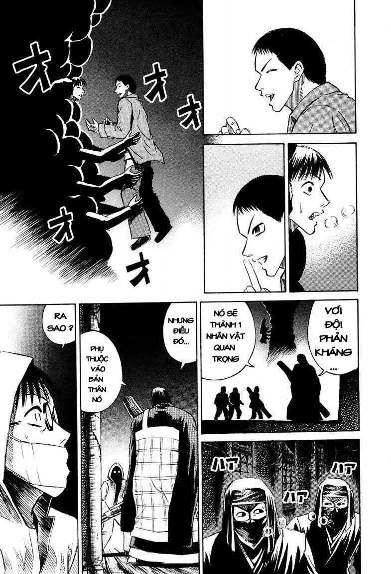 Higanjima chapter 61 trang 9