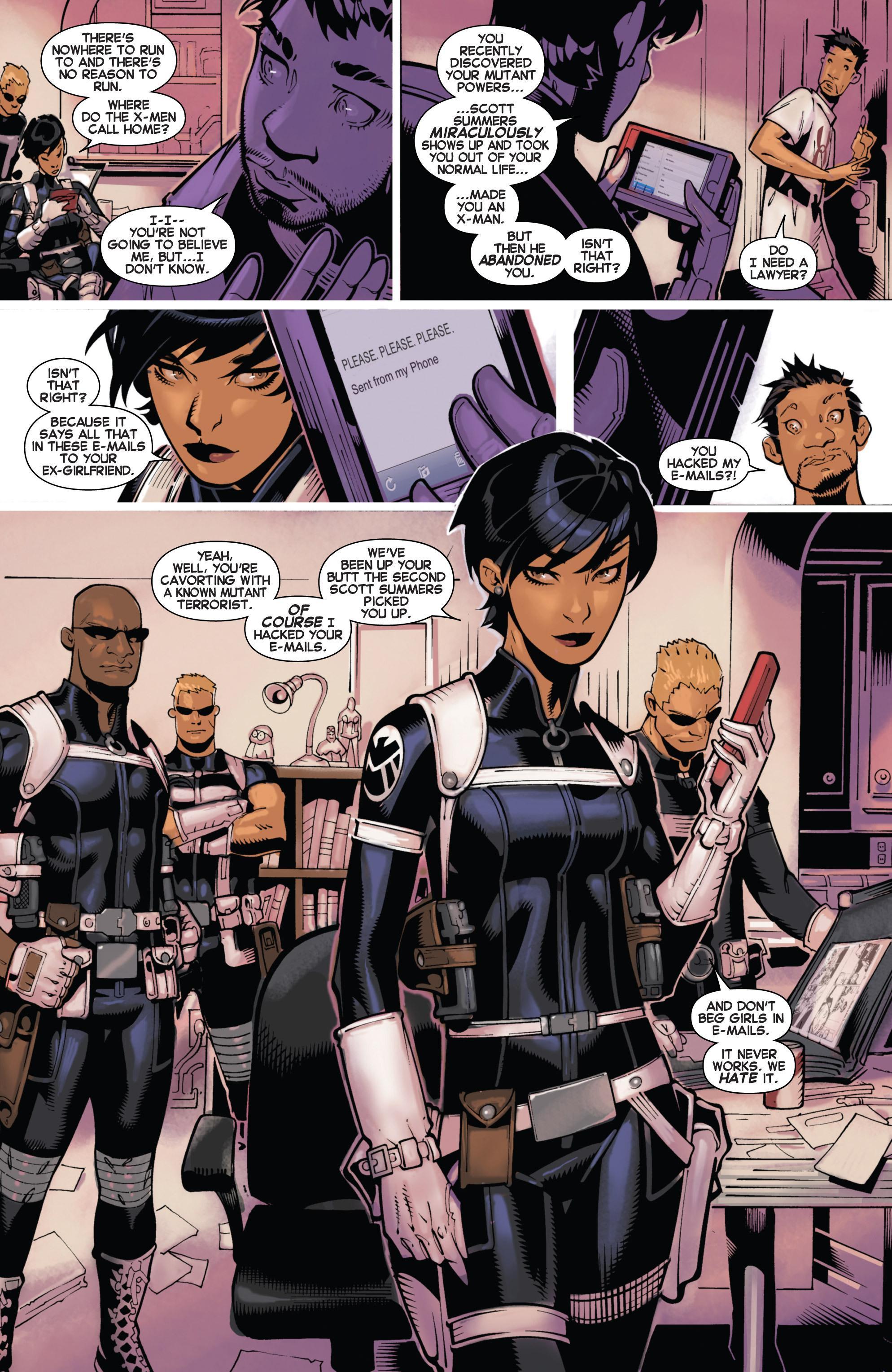 Read online Uncanny X-Men (2013) comic -  Issue # _TPB 4 - vs. S.H.I.E.L.D - 7