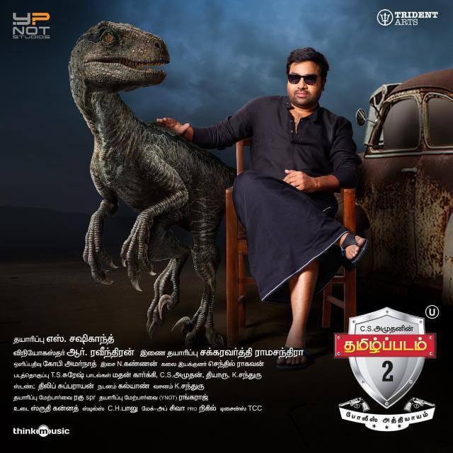 Thamizh Padam 2 (2018) Tamil 720p HDRip x264 1.4GB ESubs
