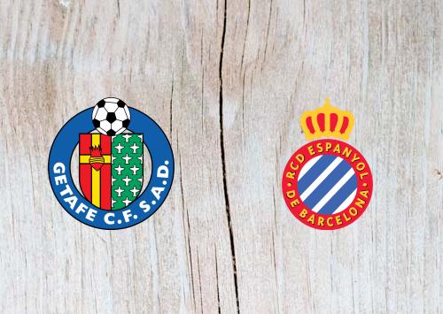 Getafe vs Espanyol - Highlights 01 December 2018