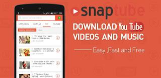 تحميل تطبيق snaptube apk لتحميل الفيديوهات من اليوتيوب والفيس بوك وانتسغرام