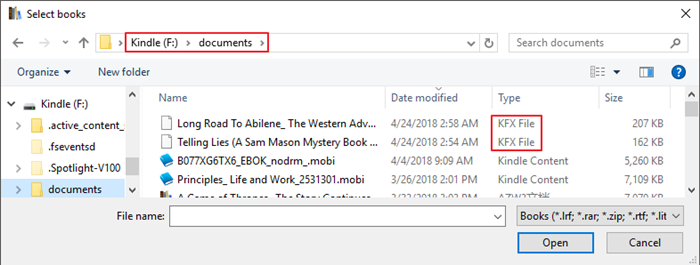 Calibre can Convert Kindle KFX to PDF/Epub/Mobi Now!   eBook