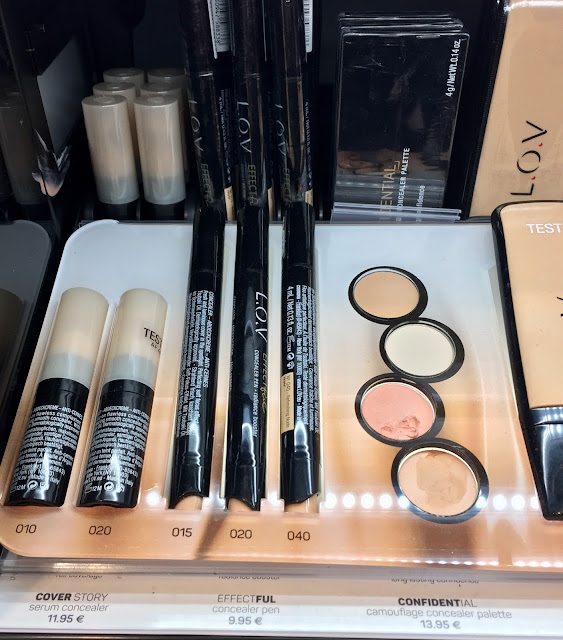 591d1f5bf35 Finally, there are a trio of concealer products available in the brand - the  CoverStory serum concealer, the Effectful Concealer Pen and the  Confidential ...
