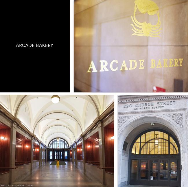 Arcade Bakery NYC