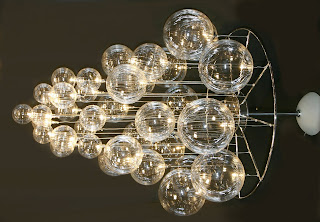 The Application of Luxury Concept on Contemporary Lighting, modern lighting design