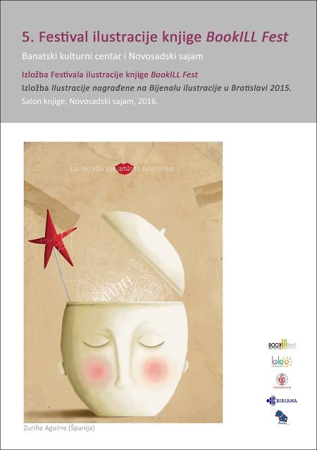 "Peti festival ilustracije knjige ""Bookil Fest"""