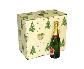 Tinta papel y carton cajas navidad empaques de carton - Cajas de carton de navidad ...