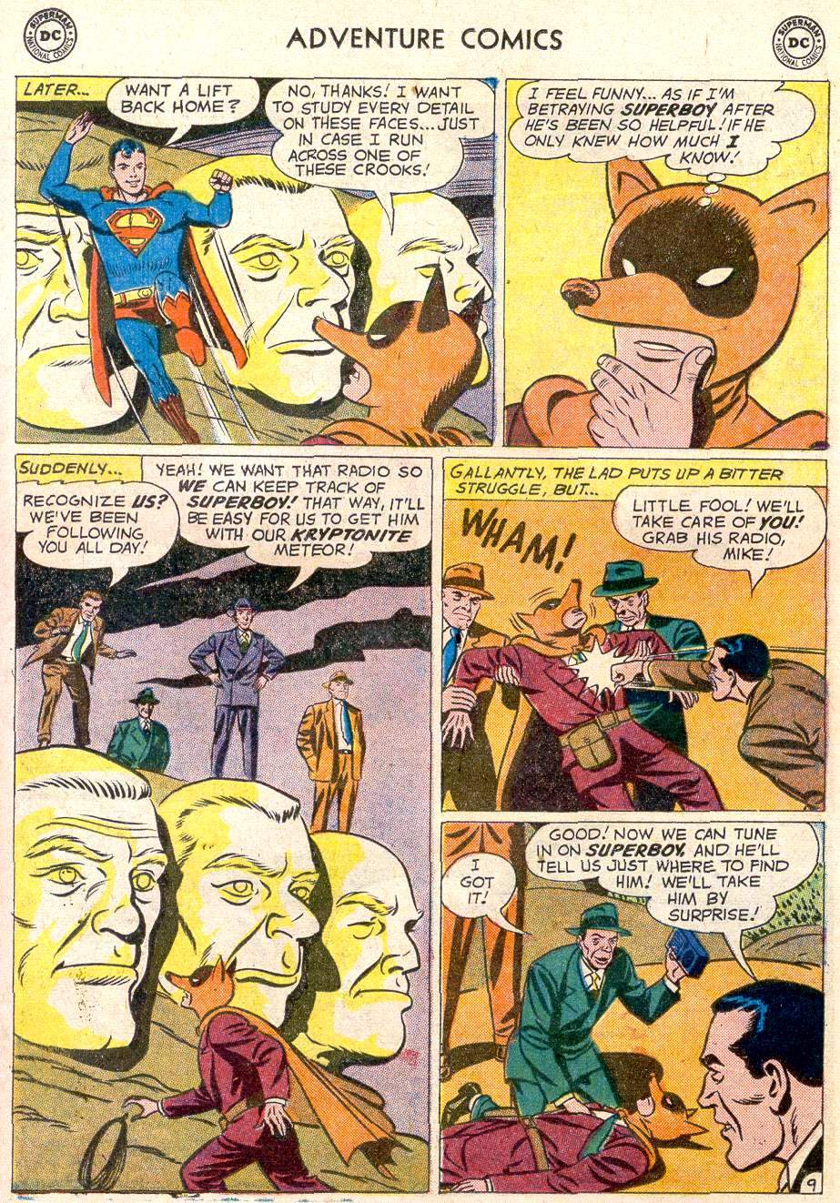 Read online Adventure Comics (1938) comic -  Issue #275 - 11
