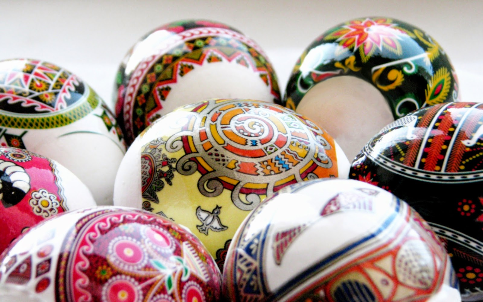{50+} Easter Egg Decorated Images | Easter Egg Decorating Ideas