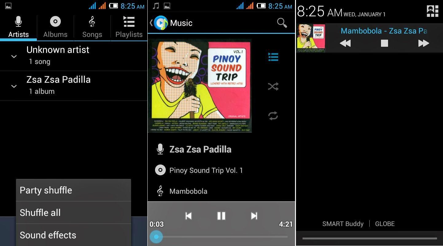 SKK Mobile Glimpse 2 Review: Catch Of Sight Music Player