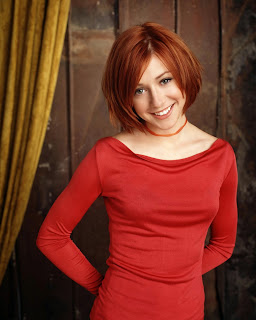 Alyson Hannigan photo