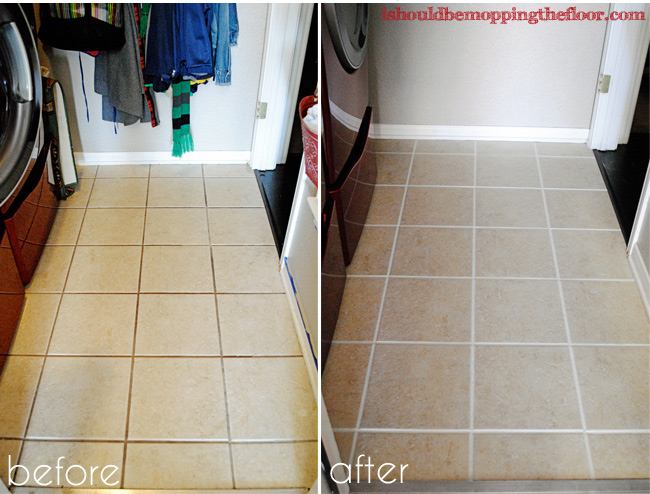 Change Grout Color