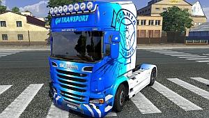 Scania R Transport GH skin