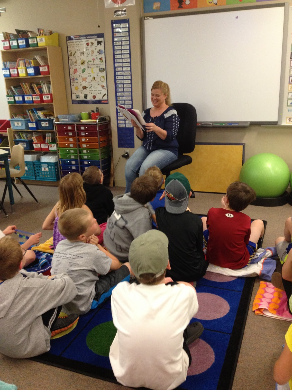 Mr Deris 2nd Grade Blog Special Year End Mystery