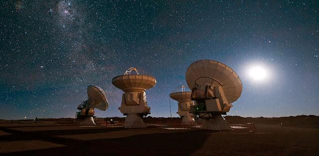 signal wow alien
