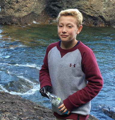 LOVE STORY: 11 Year old Michigan boy, hangs himself after he thinks his girlfriend had committed suicide