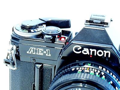Canon AE-1, Self-Timer Mode