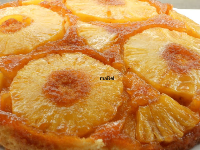Bizcocho Cuatro Cuartos | Bizcocho Cuatro Cuartos Con Pina Upside Down Cake Pasteles De